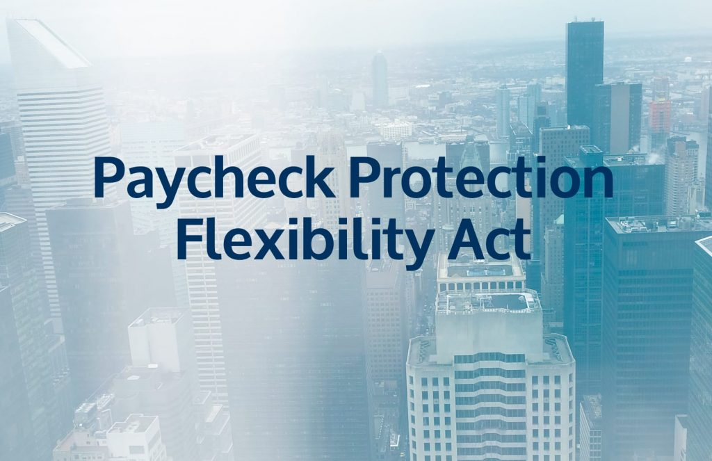 Paycheck-Protection-Flexibility-Act