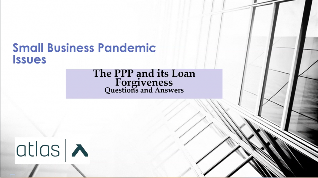 ppp-loan-forgiveness-q-and-a